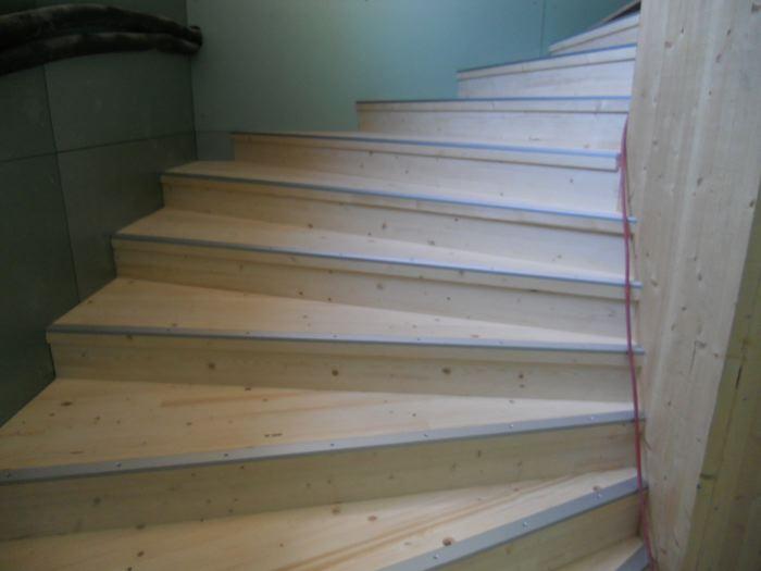 Sebastien Gaspin Fabrication D Escaliers Bois Toulouse Et 31